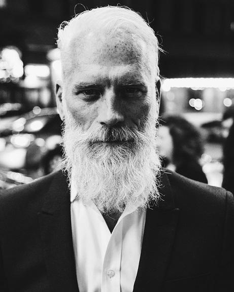 entretien barbe, homme barbu, Larbiche