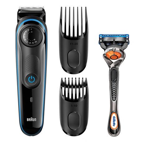 tondeuse à barbe braun MGK3045, entretien barbe, Labarbiche