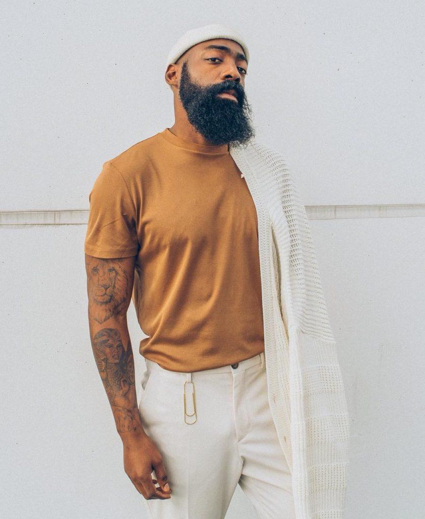 barbe fournie, barbershop, Labarbiche