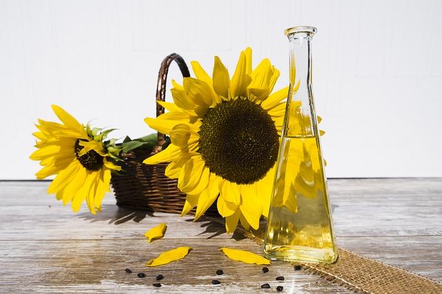 huile de tournesol, labarbiche