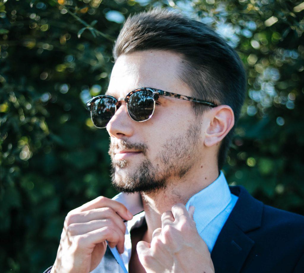 barbe clairesemée, labarbiche
